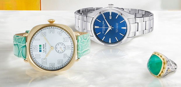 Spotlight On: Pastel Jewelry & Watches