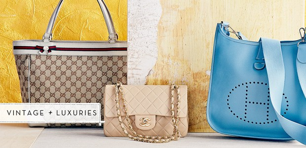 For the Label Lover: Hermes, Chanel, & More