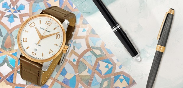 Montblanc Pens, Watches, & More