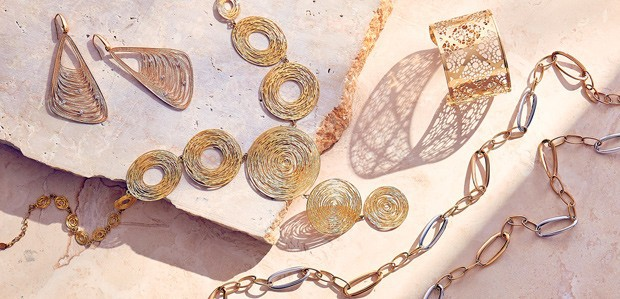 All That Glitters: Italian Gold Jewelry