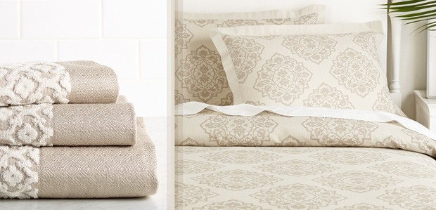 Live in Luxury: Indulgent Bed & Bath