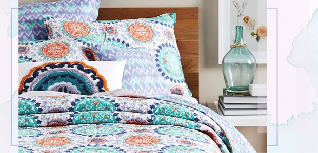 Make a Pretty Bed: Quilts, Duvets, & Comforters
