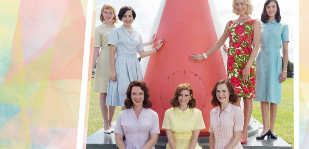 Retro Style Inspired by 'The Astronaut Wives Club'