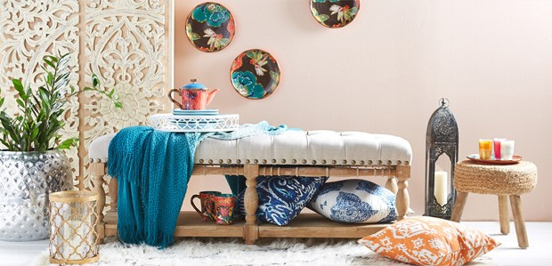 The Rue Bazaar: Colorful Rugs to Bold Furniture
