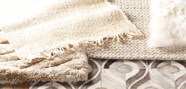 The Neutral Home: Rugs That Work Everywhere