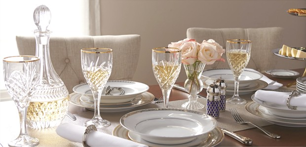 Set a Formal Table: Dinnerware to Linens