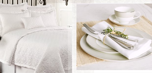 Waterford Bedding & Tabletop