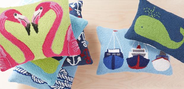 Peking Handicraft Decorative Pillows