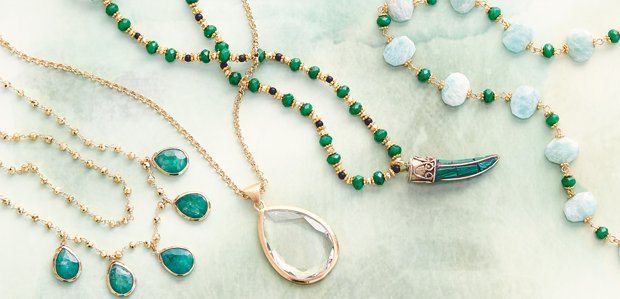 Layer Up: Necklaces Meant for Piling On