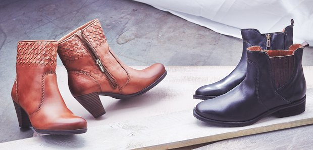 Oh-So-Comfy Fall Shoes Featuring Pikolinos