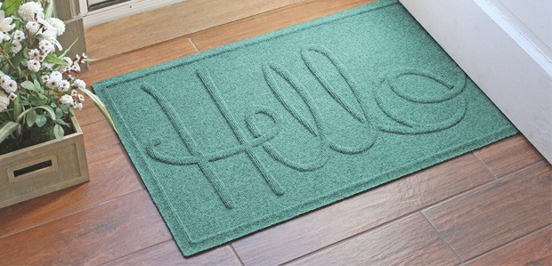 Inviting Doormats: Welcome Guests Your Way