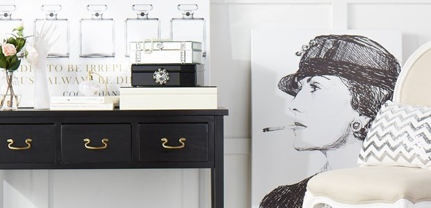 The Fashion-Forward Home: Inspired by Coco Chanel