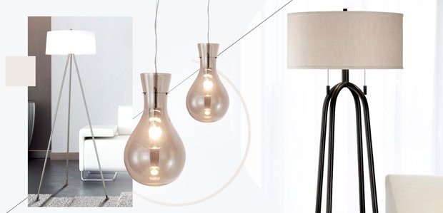 Lamps & Light Fixtures to Up the Ambiance
