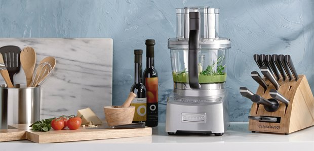 The 5-Star Kitchen Featuring Breville & Viking