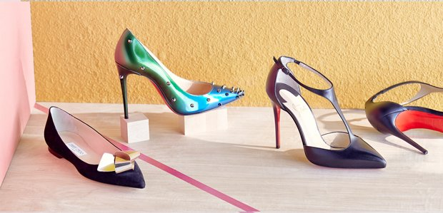 Go Luxe: Fall Shoes Featuring Christian Louboutin