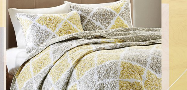 Layer the Bed: Colorful Quilts to Cuddly Throws