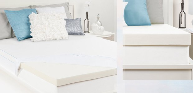 Sink into Comfort: Memory Foam Toppers to Pillows
