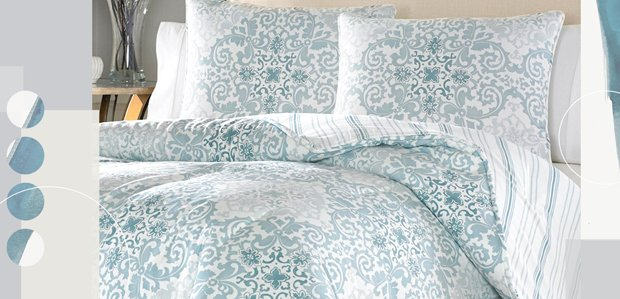 Complete the Master Suite: Bedding to Bath Musts