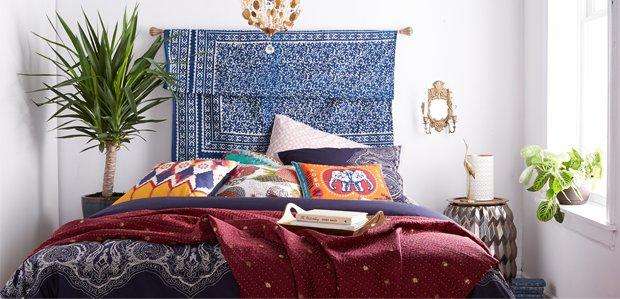 Bohemian Dreams: Bedding & Decor for Free Spirits