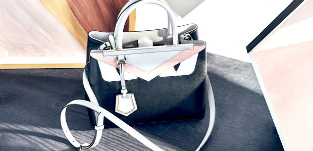 Statement Style: Bold Bags Featuring FENDI