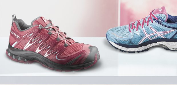 Get Fit for Fall: Salomon & More