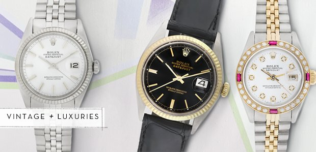 Rolex Watches: From the Reserve