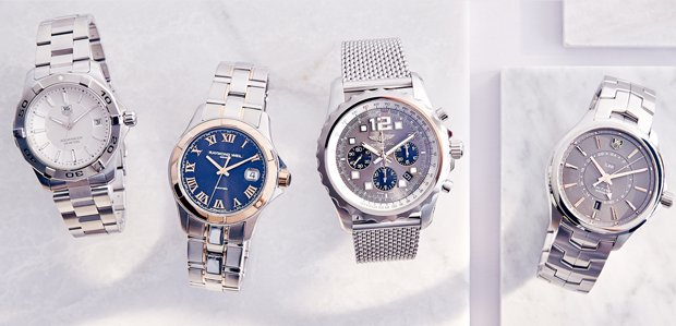 For the Groom: Wedding-Worthy Watches