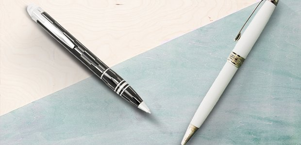 Writing Instruments by Montblanc & More