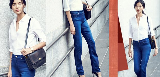 On-Duty Denim: Jeans for Work & Beyond