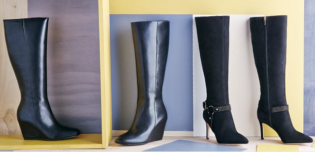 Black Boots: Wear Them with Everything