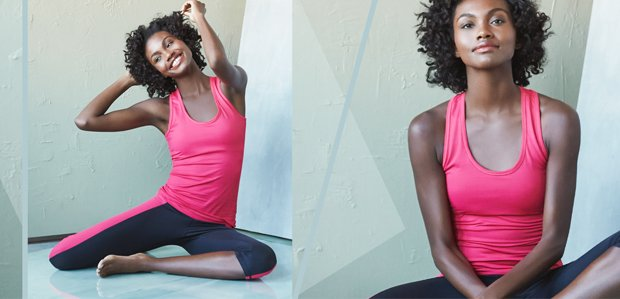 Chic Yoga Clothing for Class & Beyond