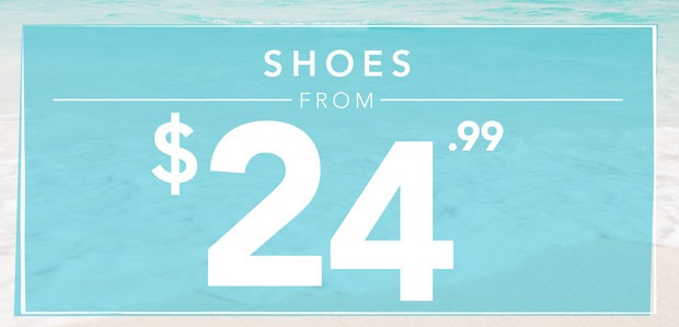 Disappearing Steals: Shoes from $24.99