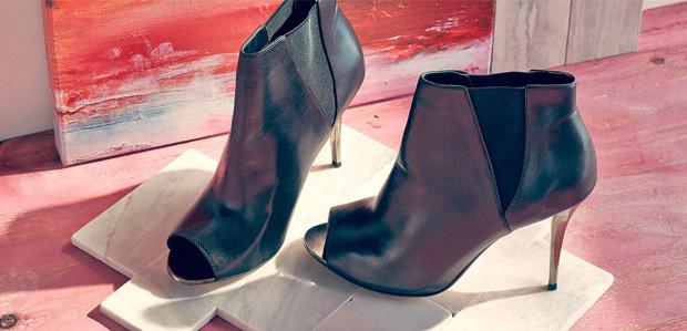 Cutout Booties: Strut Through the Seasons