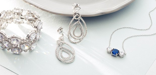 Something New: Jewelry for the Bride-to-Be