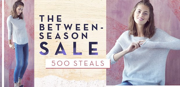 The Between-Season Sale: 500 Steals Going Fast