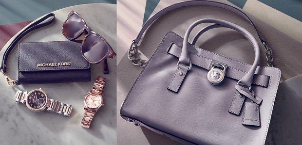 Michael Kors Handbags, Watches, & More