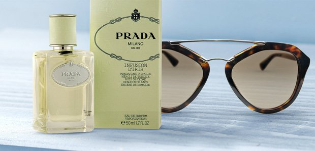 Prada Eyewear & Fragrances