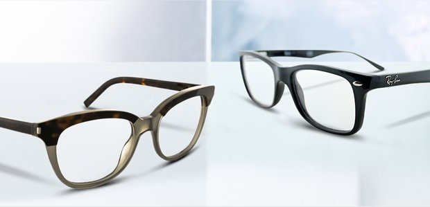 Eye Candy: Frames Featuring Ray-Ban
