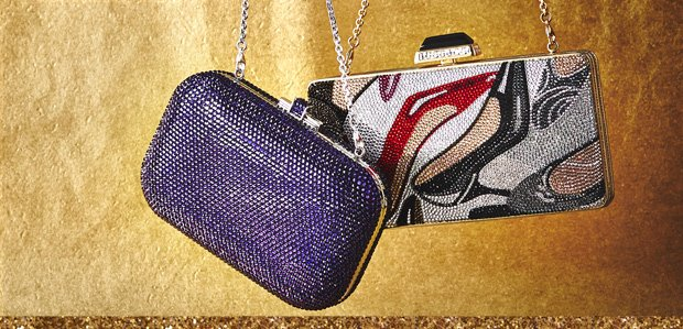 Judith Leiber Clutches to Eyewear