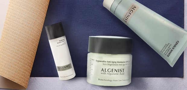 Save Face: Skincare Featuring Algenist & Clarins