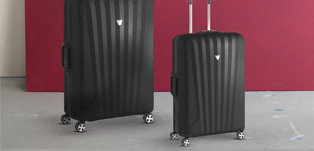 Home for the Holidays: Luggage Featuring Roncato