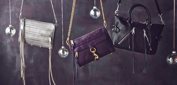 Handbags by Rebecca Minkoff & More