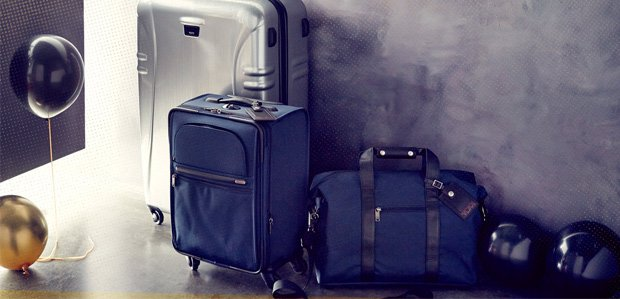 TUMI: Getaway-Ready Luggage