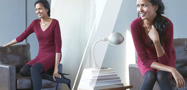 Soft & Chic: The Cashmere Sweaterdress
