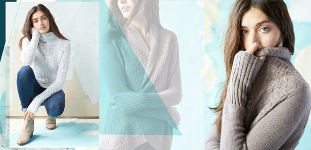 Beyond-Cozy Cashmere by Forte & More