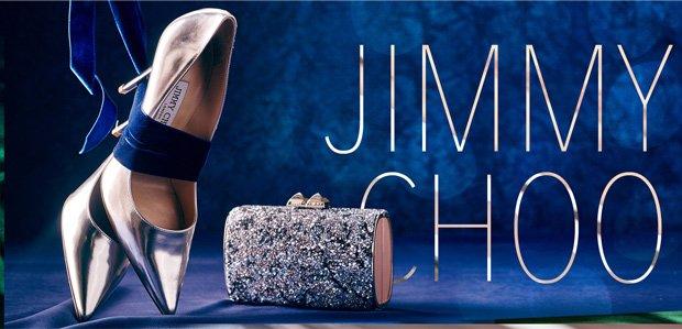 Jimmy Choo Shoes, Handbags, & More