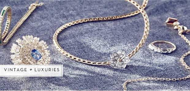 Estate Jewels: Tiffany & Co., Cartier, & More