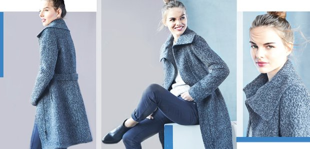 Classic Wool Coats to Get You Through Fall