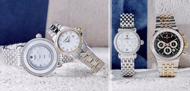 Stack On Luxe: Watches Featuring Christian Dior