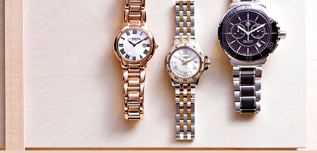 The Watch Shop: Timepieces